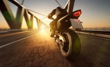 Using Force-Sensing Glove Systems to Reduce Motorbike Accidents