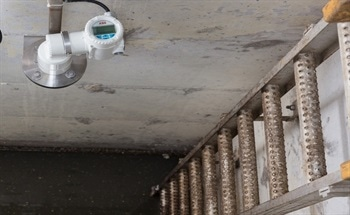 Laser Level Measurement in Water and Wastewater