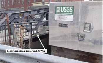 Tracking River Data with Senix's Ultrasonic AirWire Local LoRa System