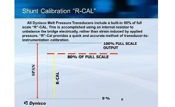 Resistance Calibration (R-Cal) Explained