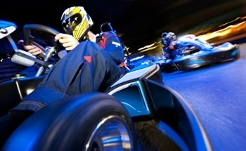 Safely Detecting Carbon Monoxide in Go-Kart Exhaust Fumes
