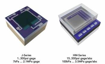 Pressure Sensor Platform for a Range of Harsh-Environments