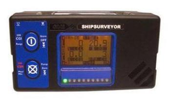 Portable Gas Detector - SHIPSURVEYOR