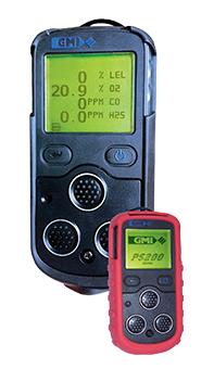PS200 MultiGas Detector - Auto Bump/Calibration Station