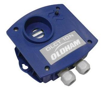 Fixed Gas Detector for Toxic Gases and Oxygen - OLCT 10N