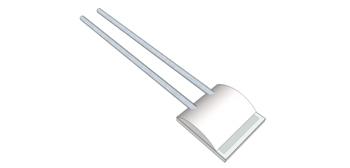 Temperature Sensor - 600 °C Series (-200 °C to +600 °C)