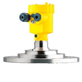 Continuous Level Measurement of Bulk Solids - Radar Sensors
