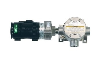 Gas Transmitter with LEL Combustible Gas Detection - PrimaX IR