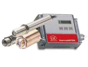 Industrial IR Temperature Sensors and Pyrometers
