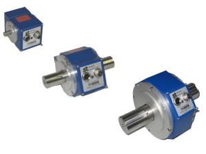 Torque Transducers with Minimal Shaft Length