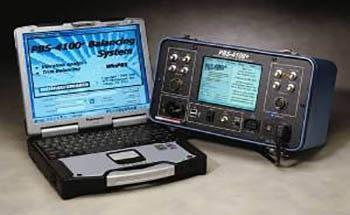 Portable Engine Vibration Measurement and Engine Balancing System - PBS-4100 PLUS