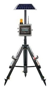 Portable Gas Detection with the SmartWireless® Site Sentinel