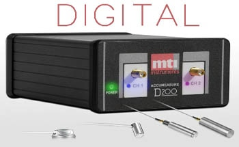 Accumeasure D Series Amplifier by MTI Instruments