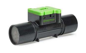 Low-Pressure-Drop Flow Meter from Sensirion