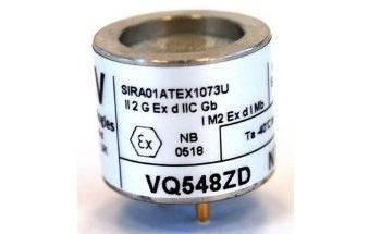 Detecting Combustible Gases with the VQ548ZD / VQ549ZD