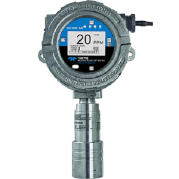 Detect Over 50 Gases - Meridian Universal Gas Detector