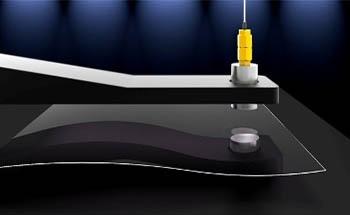 Measuring Non-Conductive Material using Capacitance Sensor Systems
