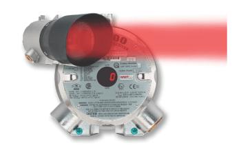 IR5500 - Open Path Infrared Gas Detector