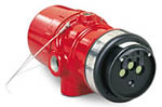 X3302 Multispectrum IR Hydrogen Flame Detector from Detector Electronics Corporation