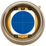 Detecting Laser Beams in Collimators with Quadrant PIN Photodiodes