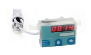 Turbine Flow Meter with Programmable Display