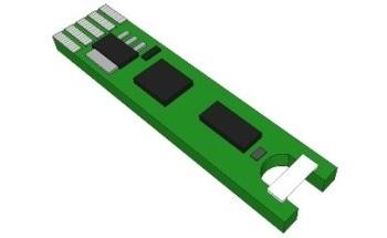 Temperature Humidity Sensor - LinPicco™ Axxx Basic