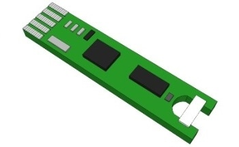 Temperature Humidity Sensor - DigiPicco™ Basic I2C