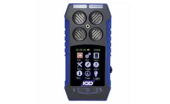 Portable Gas Detector: Multi Gas Monitor PRO