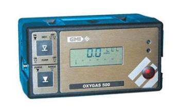 Portable Gas Detector - OXYGAS 500