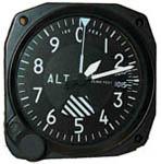 Sensitive Altimeter from Falcon gauge