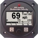 MGL Avionics ASI-3 Airspeed Indicator from Aircraft Spruce and Specialty Co.
