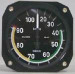 Winter 1 turn Air Speed Indicator (ASI) 7213 from Airplan Flight Equipment