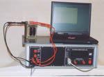 Model 2950 Hot Winding Ohmmeter from Ergonomics Inc.