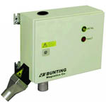 HS Metal Detectors from Bunting Magnetics Co.