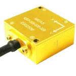 Model 4202 Biaxial Accelerometer from StrainSense Ltd.