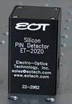 Biased Silicon Photodetector from Electro-Optics Technology, Inc.