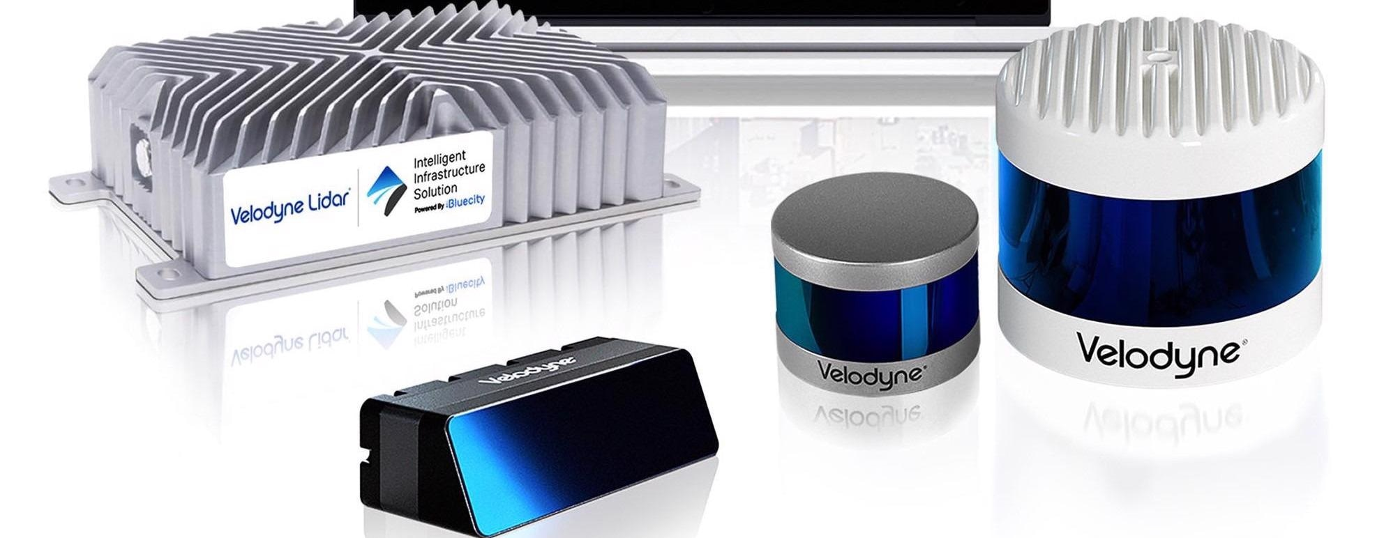 Velodyne Lidar Launches Breakthrough Intelligent Infrastructure Solution
