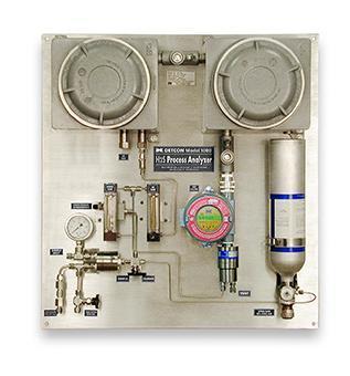 Process Analyzer for Hydrogen Sulfide - Model 1000 Gas Analyzers