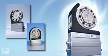 High-Precision T12 Torque Transducer by HBM