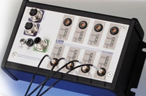 Multi-Channel Displacement Sensor Module ECL150 by Lion Precision