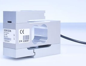 S-Type Force Sensor: S2M Model for High-Precision Measurements by HBM, Inc.