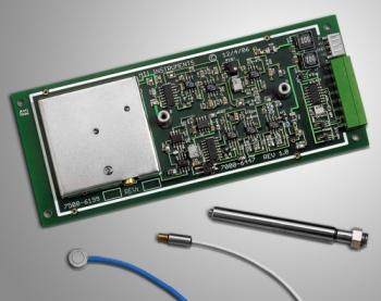 Custom Designed Compact Capacitance Sensor System - ACCUMEASURE MICROCAP