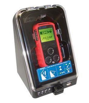 Auto Bump/Calibration Station—PS200 MultiGas Detector