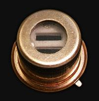 DR34 - Compensated Thin-Film Thermopile Detector