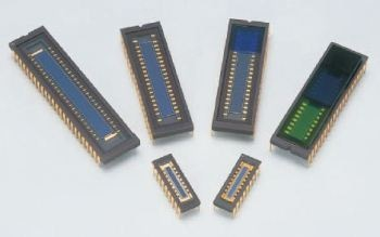 Si Photodiode Arrays for UV to NIR Low-Light-Level Detection – S4111/S4114 Series