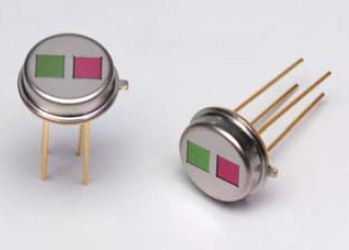 Dual-Element Thermopile Detector for the Highly Accurate Determination of CO2 Concentration