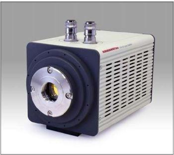 Near-IR InGaAs Camera for Solar Cell, Semiconductor and Optics Analysis – C12741-11
