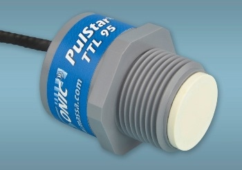 The Reliable Ultrasonic PulStar® TTL Sensor for Low Power Systems