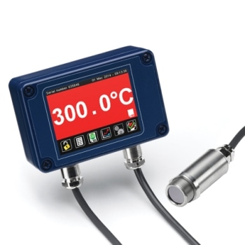 Measuring Temperature Targets and Metals with Miniature Infrared Temperature Sensor
