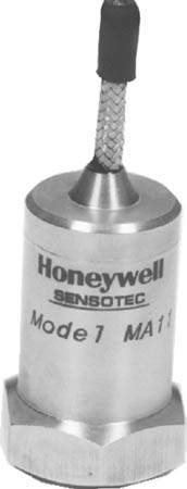 Model MA11 Piezoelectric Accelerometers from Honeywell International Inc.